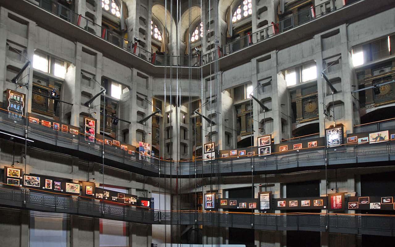 Museo nazionale del Cinema mole antonelliana Turin