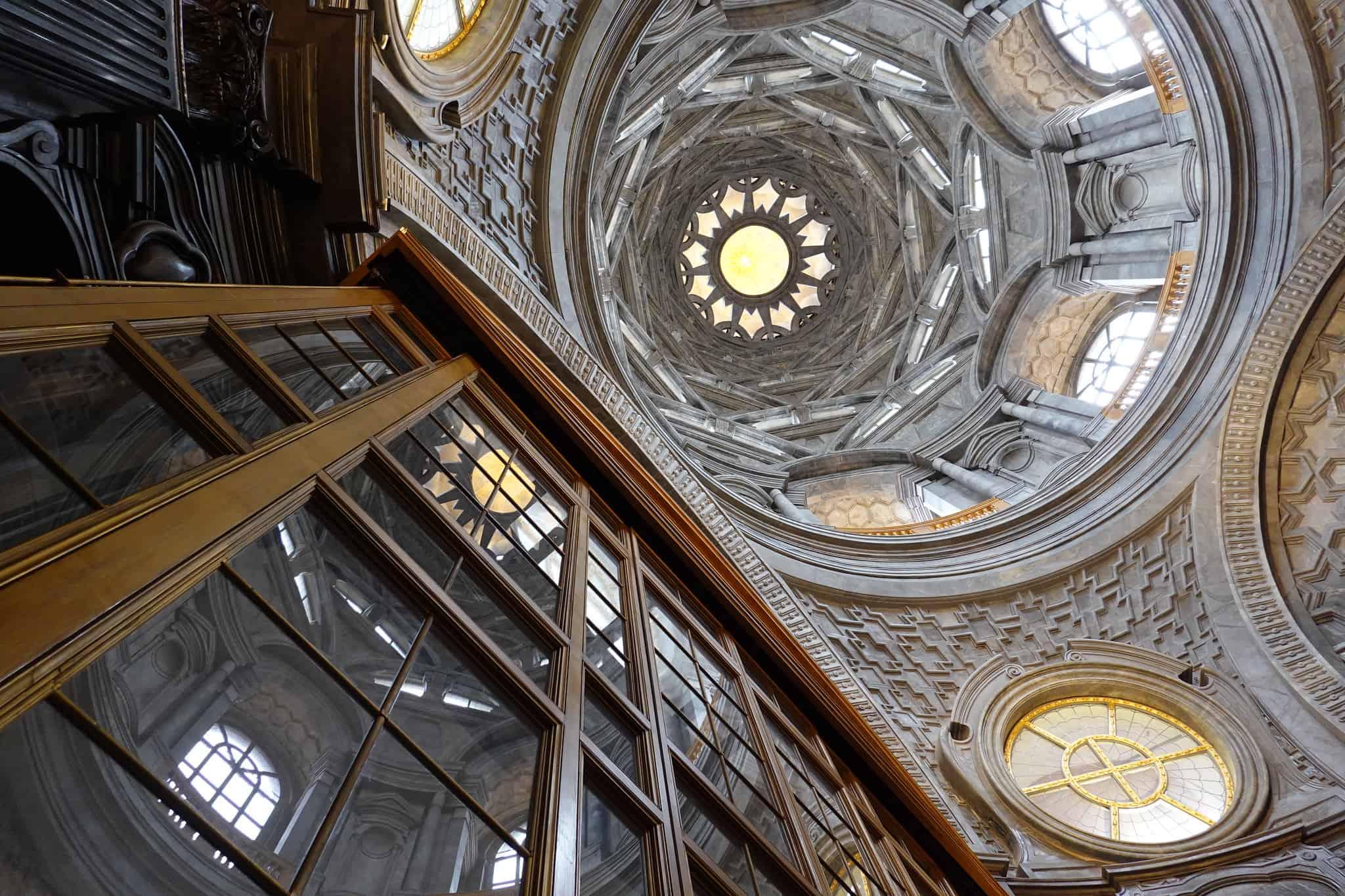 cappella della sacra sindone musei reali di torino