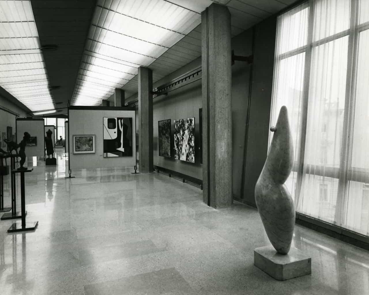 galleria arte moderna gam di torino