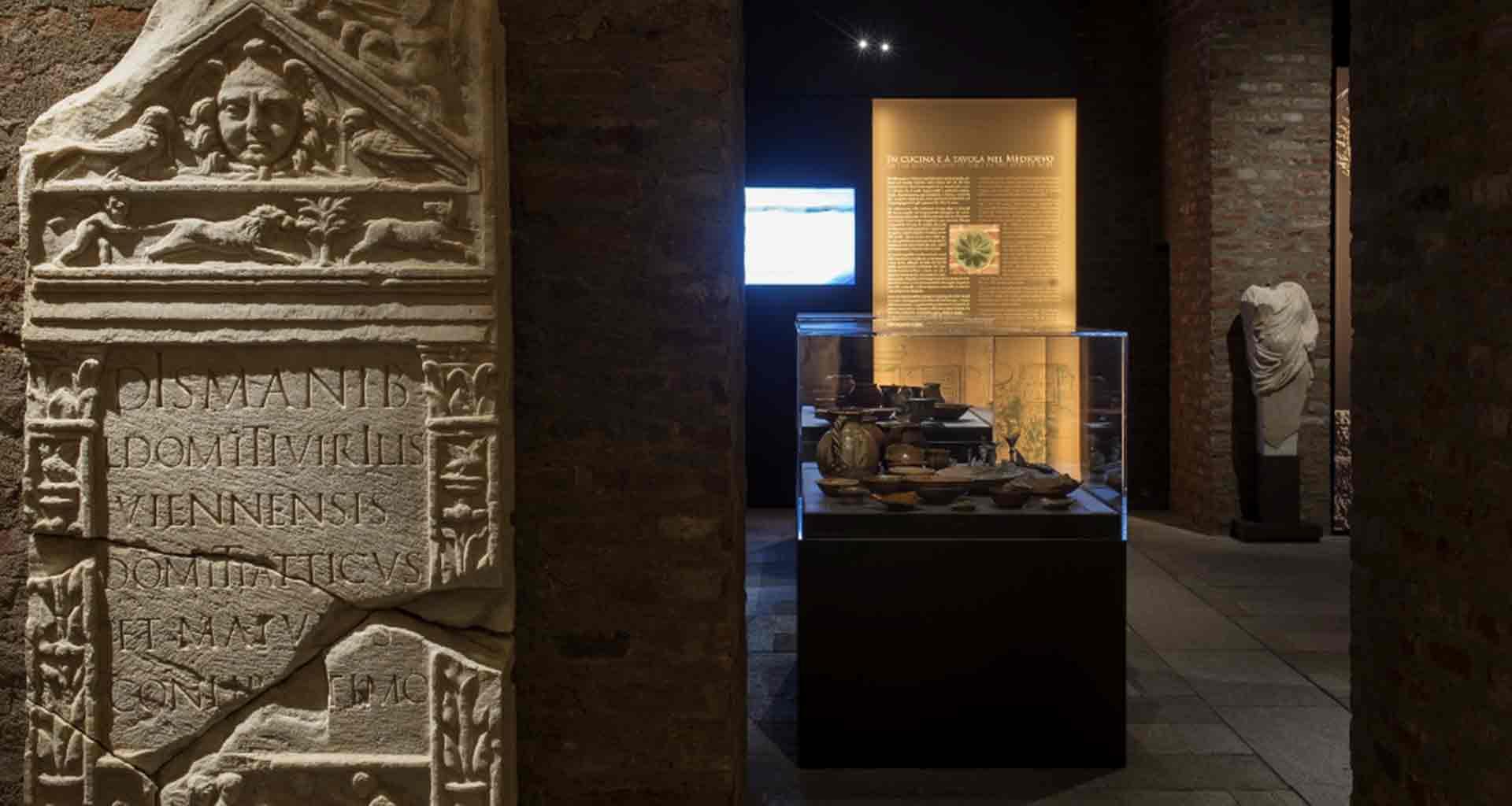 museo archeologico dei musei reali di torino